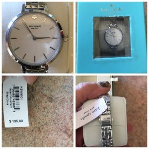 Nwt gorgeous Kate spade watch